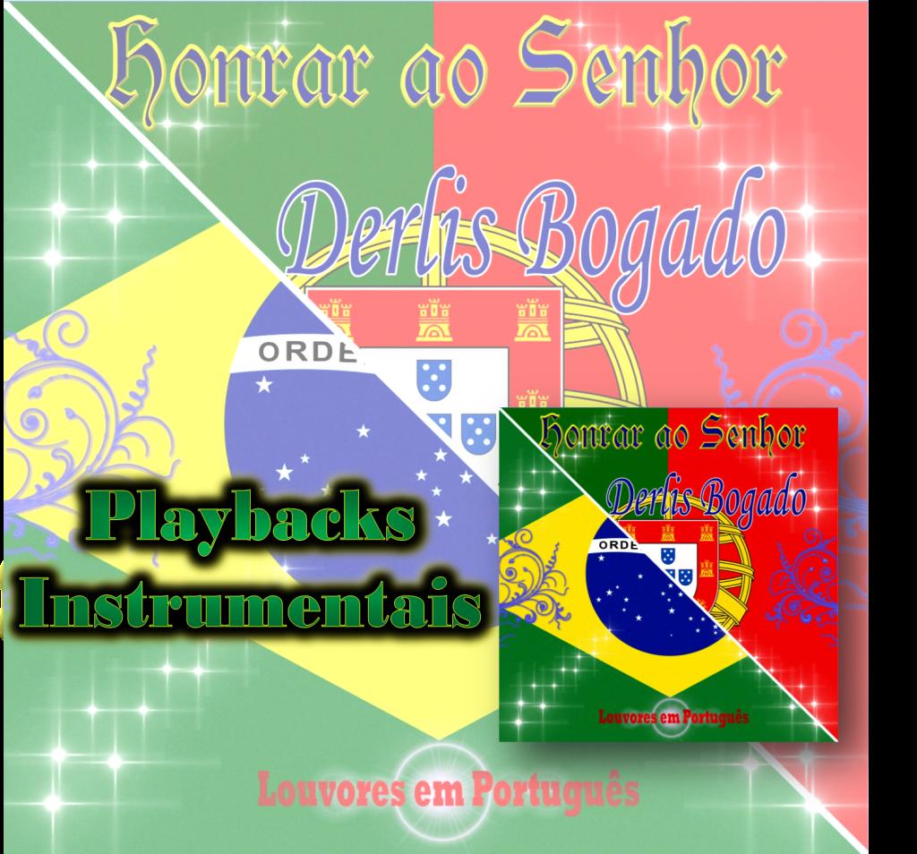 02 Portada HONRAR AO SENHOR - Playbacks instrumentais
